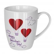 Чашка Love Time Valentines Day 360 мл 21-279-054 Keramia