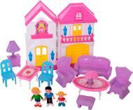 Будиночок з меблями колір в асортименті WD-926-A-B