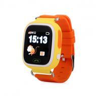 Смарт-часы Smart Watch Q90 GPS Yellow (dpm00055)