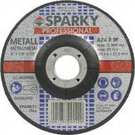 Круг зачисний по металу Sparky 125x6,0x22,2 мм