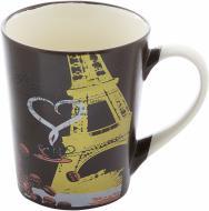 Чашка Париж шоколад 370 мл