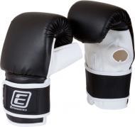 Снарядные перчатки Energetics 225549 р. L Punching Mitts черный с белым