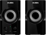 Колонки Sven SPS-606 2.0 black