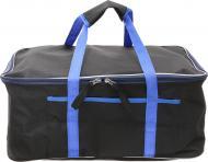 Сумка-органайзер Штурмовик АС-1538 BK/BL чорний із синім