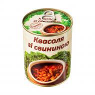 Фасоль со свининой Lappetit 350 г (4820177070097)