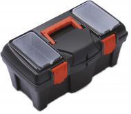 "Ящик для ручного инструмента для мелких деталей Prosperplast MUSTANG (458x257x227) з 2 органайзерами N18R 18"""