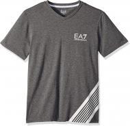 Футболка EA7 6YPT67-PJ03Z-3925 р. L серый