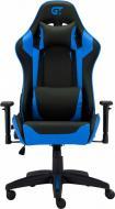 Крісло GT Racer X-3501 Black/Blue чорно-фіолетовий