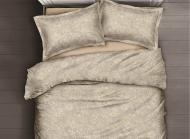 Комплект постільної білизни Lark 1,5 бежевий La Nuit