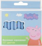 Олівці воскові Свинка Пеппа Peppa Pig