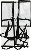 Захисна накидка-органайзер на спинку автомобільного крісла