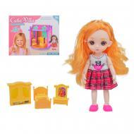 Будиночок для ляльок з лялькою ABL1013