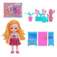 Будиночок для ляльок з лялькою ABL1015