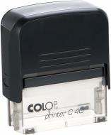 Штамп самонабірний Printer Compact на 6 рядків C40N/2 SE Colop