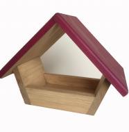 Годівниця дерев'яна для птахів AEW-006 Міжгір'я