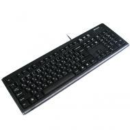 Клавіатура A4Tech (KM-720 USB (Black)) black