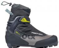 Ботинки горнолыжные FISCHER Offtrack_3 AW1819 р. 44 S35418 черный с коричневой вставкой