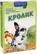 Корм Природа  Кролик 500 г PR740039