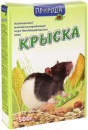 Корм Природа  Пацючок 500 г PR740038