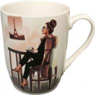 Чашка City Style Paris 400 мл Color M0520-NBM400-10 Milika