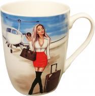 Чашка City Style Voyage 400 мл Color M0520-NBM400-11 Milika