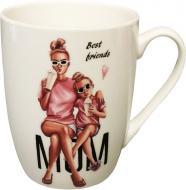 Чашка Family Look Mom 400 мл Color M0520-NBM400-07 Milika