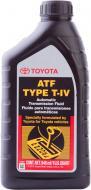 Мастило трансмісійне Toyota ATF T-IV 1л (00279000T4)