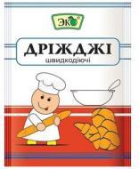 Дріжджі хлібопекарські сухі 11 г Еко (526)