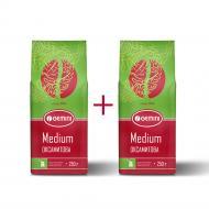 Кофе молотый Gemini Medium бархатная 2x250 г (2000000004679)