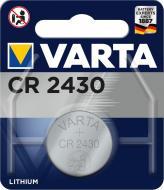 Батарейка Varta CR2430 1 шт. (06430101401)