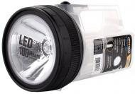 Фонарь EcoKraft прожектор 2 в 1 YD-LG015 черный с белым