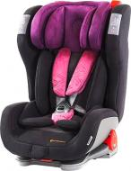 Автокрісло Evolvair Softy black/purple AV-380-F.03