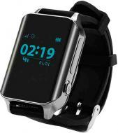 Телефон-часы GoGPSme M01 black (M01CH)