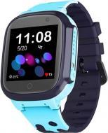 Смарт-часы GoGPSme ME K16 blue (K16BL)