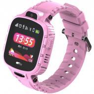 Детские умные часы с GPS трекером Gelius Pro GP-PK001 (PRO KID) Pink