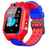 Смарт-часы GoGPSme ME K24 red (K24RD)