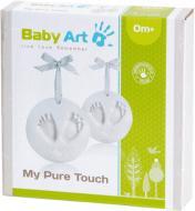 Набір для виготовлення відбитка Baby Art Мій чистий дотик з блискітками 3601096200