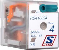 Проміжне реле Schrack 6А 24В/DC (RS410024)