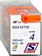 Проміжне реле Schrack 6А 230В/AC (RS410T30)