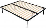Каркас для ліжка Стандарт 140x200 см чорний