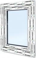 Вікно поворотно-відкидне VIKNALAND В 70 850x1410 мм праве