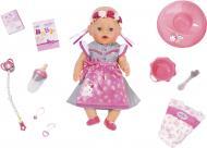 Лялька Zapf Baby Born серії Ніжні обійми Чепурне малятко з аксесуарами 827451