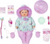 Лялька Zapf Baby Born серії Ніжні обійми Зимова красуня з аксесуарами 827529