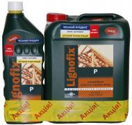 Биозащита Lignofix Р концентрат коричневый 5+1 кг