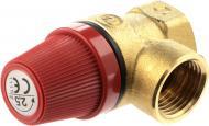 Мембранний клапан CALEFFI 1/2 Х2,5 бар ВВ 311425