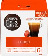Кава в капсулах Nescafe DOLCE GUSTO Lungo 16шт. 104 г