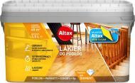 Лак паркетний Altax з аплікатором Altax напівмат 2,5 л вибілений