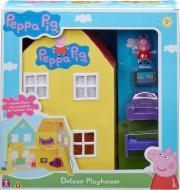 Игровой набор Peppa Pig Дом Пеппы Делюкс 06865