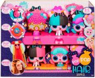Игровой набор POP POP HAIR SURPRISE Модная Прическа с аксессуарами