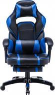 Крісло GT Racer X-2749-1 чорно-синій